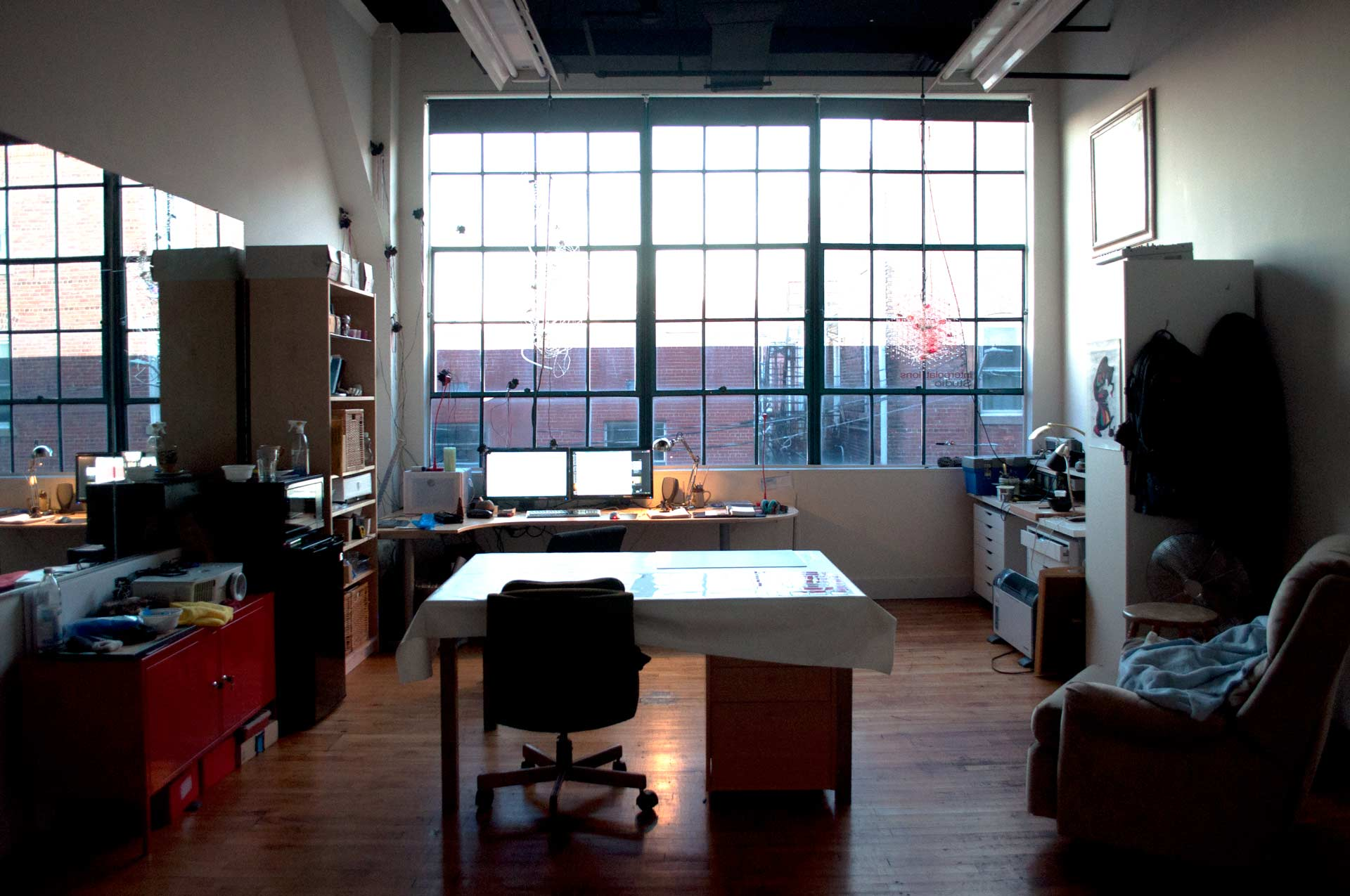 Interpolations Studio View